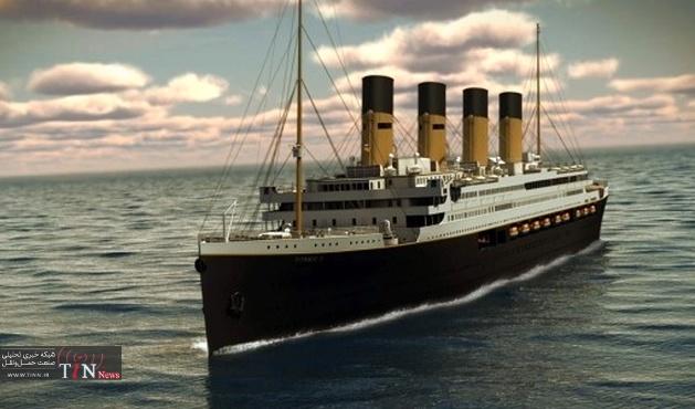 Titanic II Voyage in ۲۰۱۸