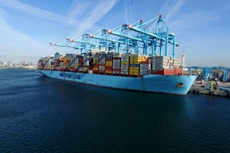 دور جدید فعالیت ترمینال اپراتور APM و کشتیرانی مرسک