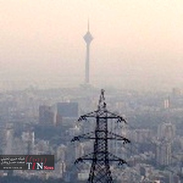 ادامه غبار آلودگی آسمان پایتخت طی امشب و فردا