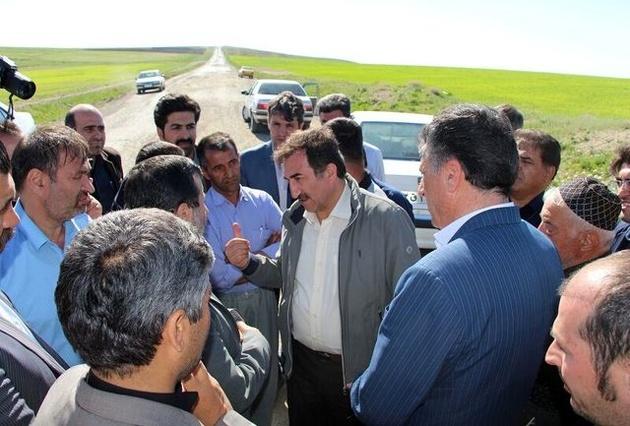 ۱۳ میلیارد ریال برای بهسازی محور تکاب - ایرانخواه