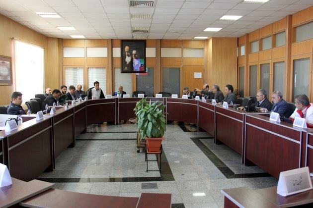 برگزاری جلسه هماهنگی و تمرین دورمیزی طرح اضطراری فرودگاه شیراز