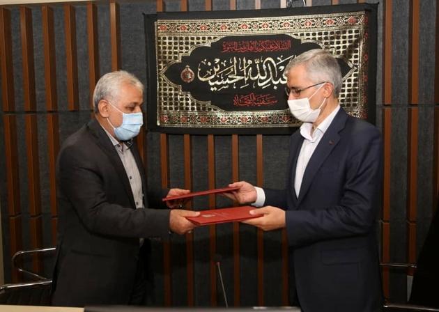 ذوبآهن اصفهان و دانشگاه صنعتی مالک اشتر تفاهمنامه همکاری امضا کردند
