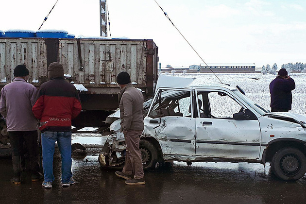 آمار تازه از قربانیان تصادفات رانندگی؛ 307 هزار مصدوم در 10 ماه + جدول