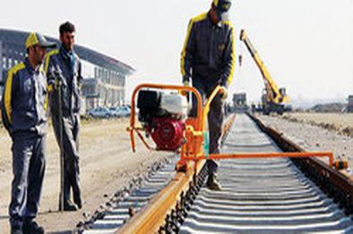 احداث راه آهن سبزوار سرعت بیشتری گرفت