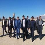 بالاخره پل سوم بشار یاسوج افتتاح شد