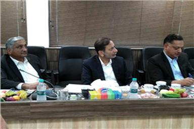 بازدید هیئت پاکستان از صنایع دریایی شهید تمجیدی انزلی