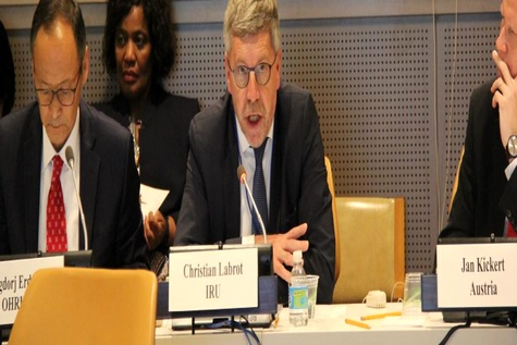 IRU highlights road transport potential to achieve UN's 2030 Agenda for Sustainable Development