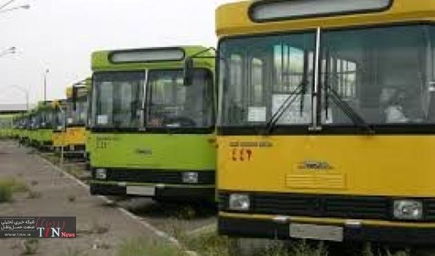 شهرداری تهران از اتوبوس های با کیفیت داخلی خریداری کند