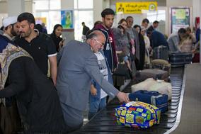افزایش 20درصدی مسافران فرودگاه همدان در سال 96