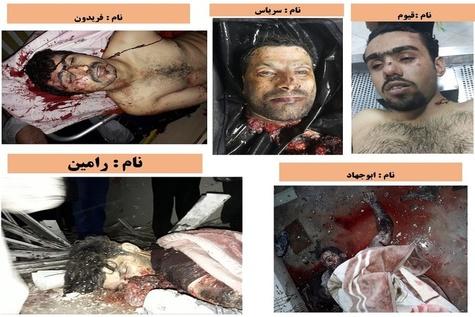 هویت عناصر تروریستی حوادث دیروز تهران