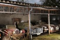 ارثیه گرانقیمت از خودروهای کلاسیک