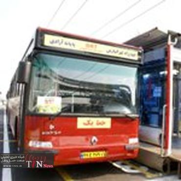 توجه ویژه اتوبوسرانی به مناطق جنوبی پایتخت