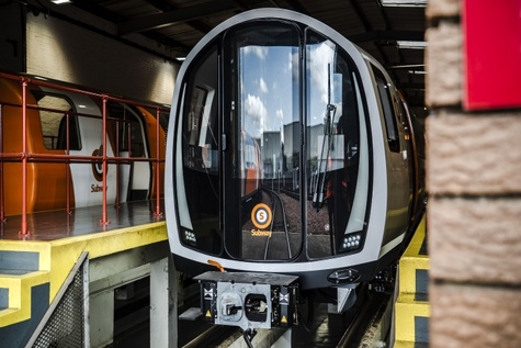 Glasgow Subway shows off its new driverless trains