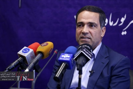 نشست خبری مدیرعامل شهر فرودگاهی امام خمینی