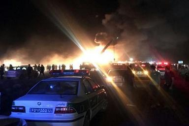 نتیجه کارشناسی تصادف اتوبوس در سنندج، این هفته اعلام میشود