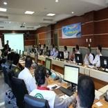 دوره آموزشی سامانه الکترونیکی طرح پروازی در فرودگاه رشت برگزار شد