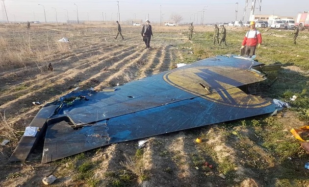 توقف پروازهای اوکراین به تهران تا اطلاع ثانوی