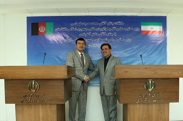 تسهیل ترانزیت ریلی و جاده ای بین ایران و افغانستان