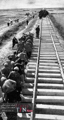 راه آهن تبریز