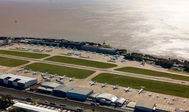 دریافت سند تک برگ برای ۵۰ درصد اراضی فرودگاهی