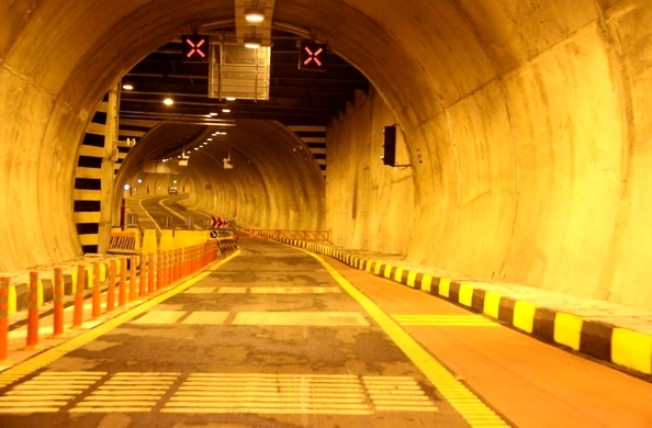 پیشرفت 95درصدی هفتمین تونل شهری تهران
