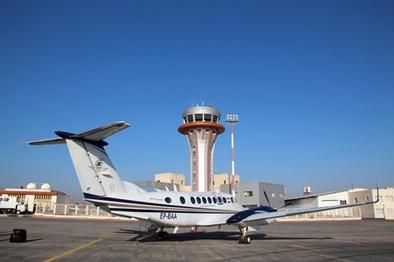 بررسی سامانههای ناوبری فرودگاه ارومیه با هواپیما فلایتچک
