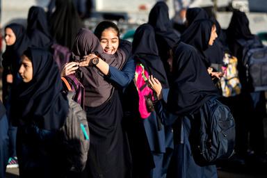 راهاندازی آزمایشی اتوبوس مدارس در تهران