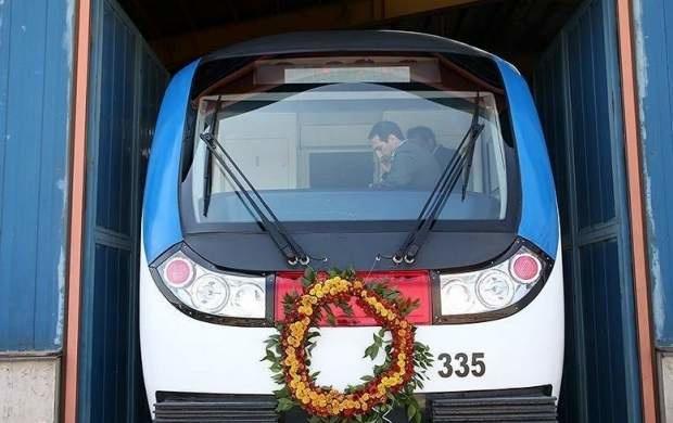 ترخیص ۷۰ واگن مترو از گمرک