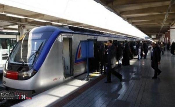 مارش نظامی «نبض حماسه» در مترو نواخته شد