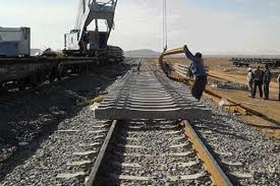 افتتاح راه آهن همدان- سنندج؛ سال آینده