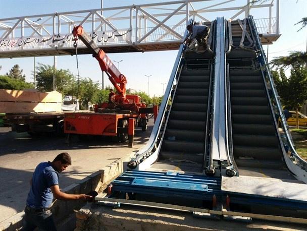 شرط ساخت پلهای عابر پیاده جدید در تهران
