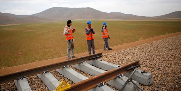 توسعه محور شرق در گرو اتصال ریل به بندر اقیانوسی ایران