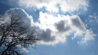 پیشبینی وزش باد و افزایش ابر در پایتخت