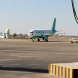 اولین هواپیمای عربستان پس از 27 سال در فرودگاه بغداد بر زمین نشست