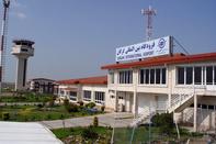 انجام اولین پرواز برنامهای هواپیمای اختصاصی فرودگاه گرگان