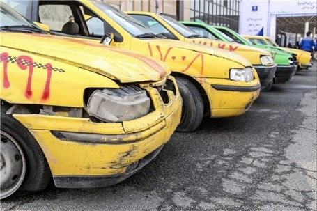 نوسازی تاکسیهای برون شهری با تسهیلات  70 درصدی سازمان راهداری
