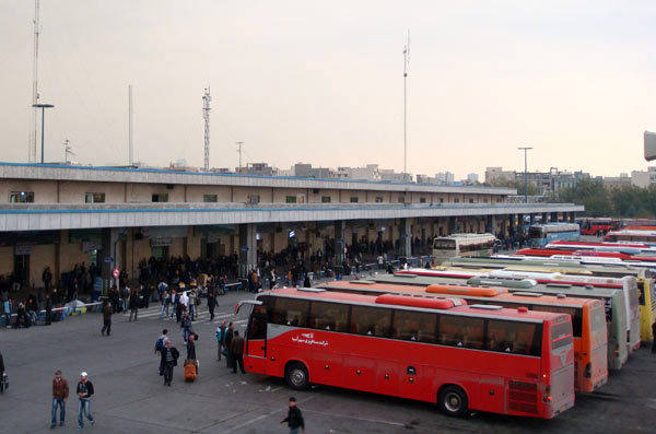 عدم حمایت از شرکتهای مسافربری بین شهری