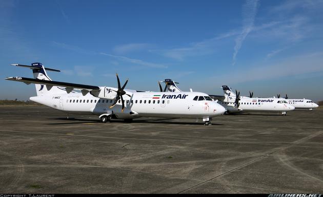 برنامه پروازهای هواپیماهای ATR مشخص شد