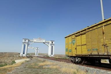Iran's freight wagons arrive in Turkmenistan