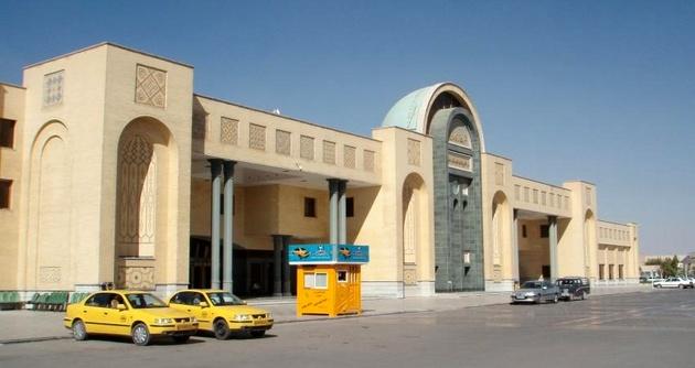 تمدید گواهینامه ایزو 9001 فرودگاه بینالمللی شهید بهشتی اصفهان