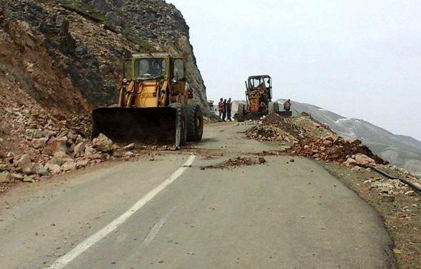 آخرین وضعیت محورهای خوزستان پس از زلزله