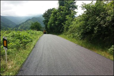 بهرهبرداری از پروژههای راه روستایی گنبدکاووس