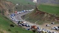 ثبت  103 میلیون تردد در جاده های اردبیل