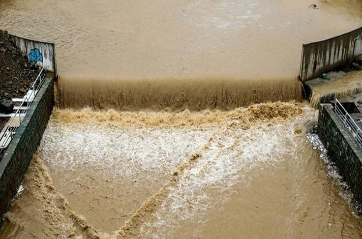 تخریب پل اسالم در بارندگی اخیر+ فیلم