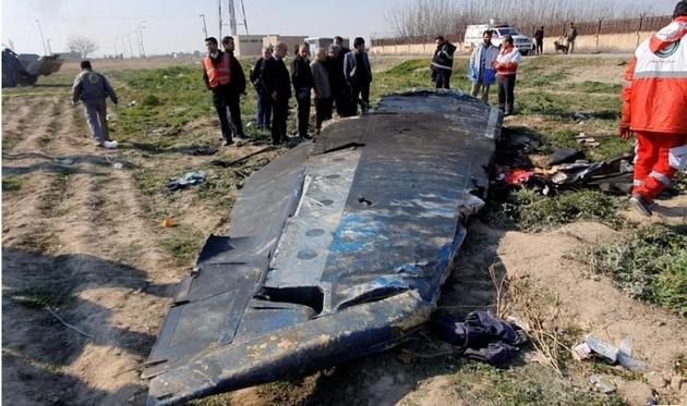 اتمام رسیدگی به پرونده هواپیمای اوکراینی در دادسرای نظامی