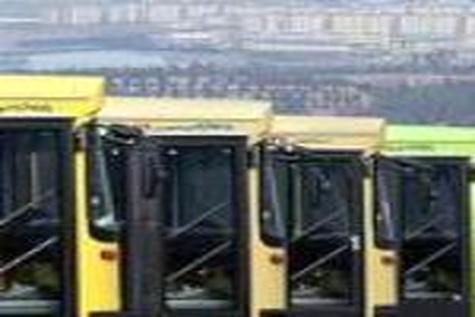 رانندگان اتوبوس در کرمانشاه خواستار پرداخت مطالبات خود شدند