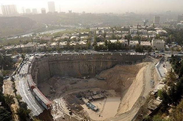 تعیینتکلیف گود برج میلاد تا آخر خرداد
