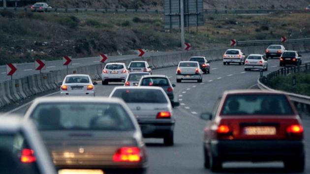 کاهش 3.8 درصدی تردد جادهای