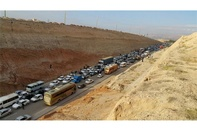 محور ایلام-مهران یکشنبه به مدت 2 ساعت مسدود میشود