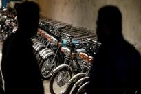 گزارش تصویری |  کشف موتورسیکلتهای قاچاق در تهران